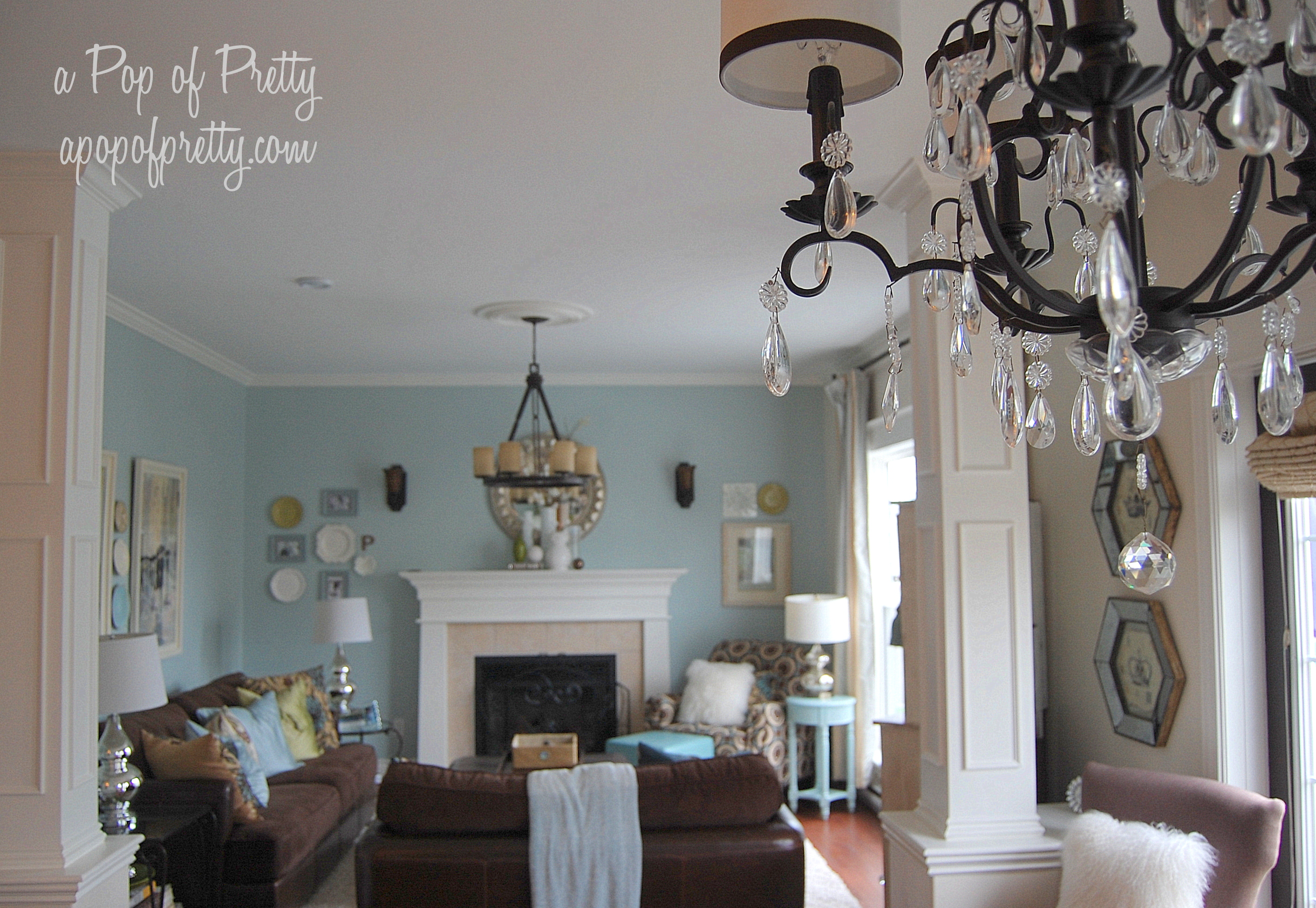A Pop Of Pretty Blog (Canadian Home