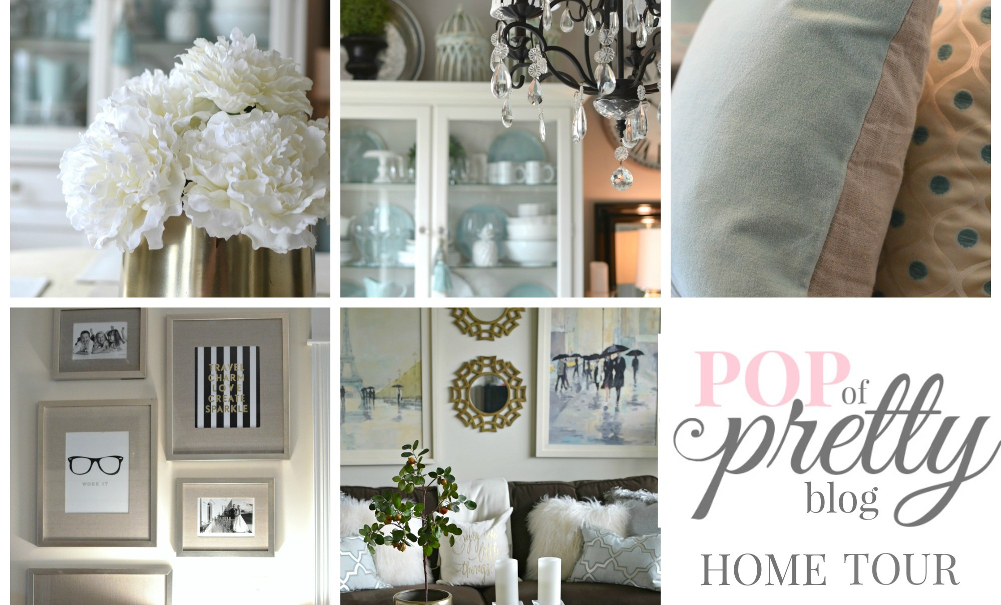 canadian bloggers home tour our house - Home Decorating Blogs
