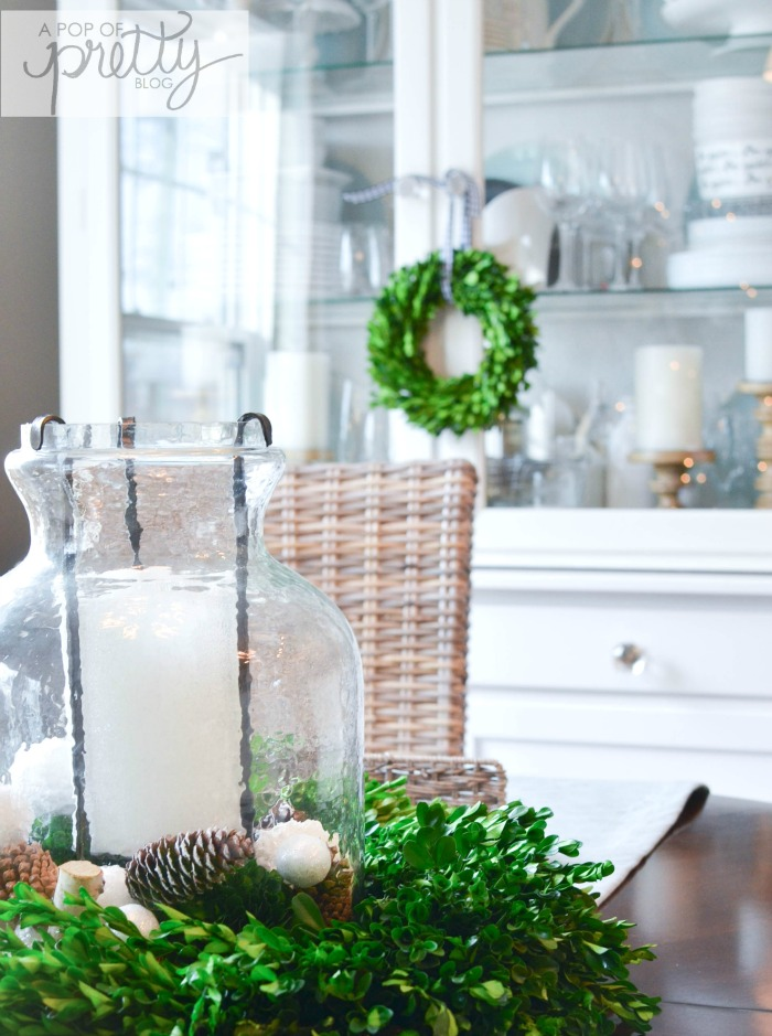 Canadian Bloggers Home Tour Red Plaid Cottage Christmas