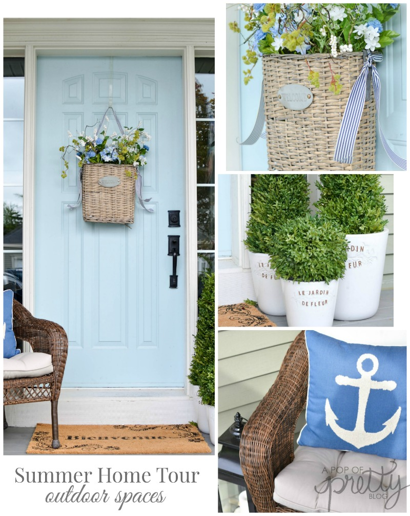 Summer Decorating Ideas Canadian Bloggers Home Tour