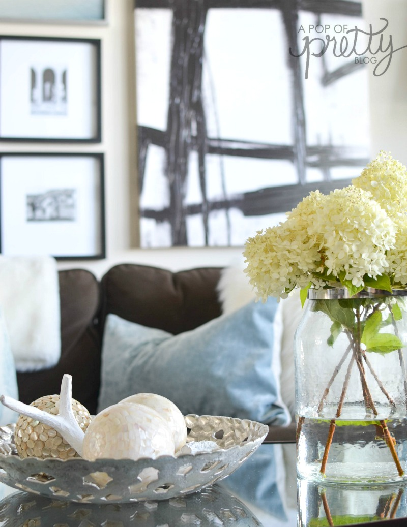 Fall Decor Ideas Canadian Bloggers Home Tour A Pop Of Pretty Blog Canadian Home Decorating